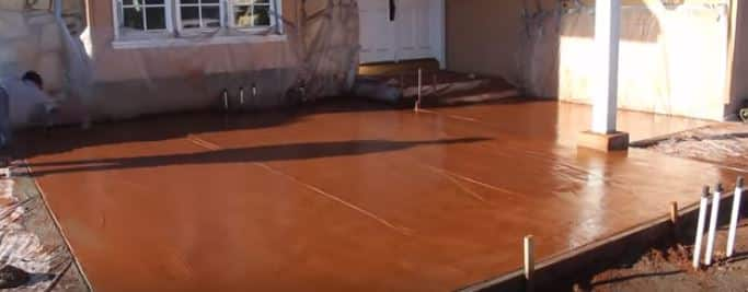 Concrete Services - Stamped Concrete Holiday Acres
